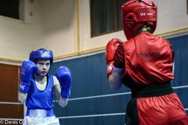 Sarah Murray and Ava Walsh where both... - St Colmans Boxing Club | Facebook