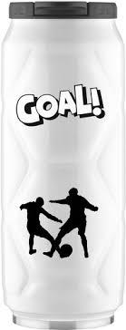 Купить термос LaPlaya <b>Football</b> Can <b>0.5</b> л White (560104) в ...