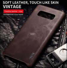 x level samsung galaxy note 9 note 8 vintage pu leather case