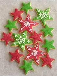 christmas star cookies. Interesting Cookies DECORATED CHRISTMAS STAR COOKIES For Christmas Star Cookies