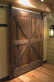 sliding barn doors don t have to be rustic sun mountain