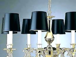 full size of black silk chandelier shades metal clearance with lamp lovely of light lighting delectable