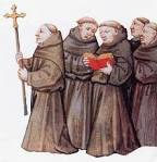 early Middle Ages Monks