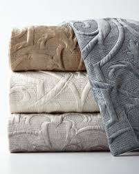 Luxury Quilts, Coverlets & Coverlet Sets at Horchow & King Troyes Rayon Velvet Coverlet Adamdwight.com