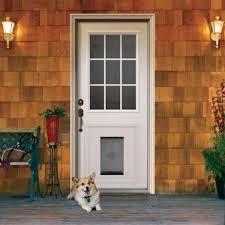 exterior back door with dog door. image result for back exterior doors door with dog .