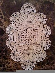 Oval Crochet Doily Patterns Free Magnificent Donna's Crochet Designs Blog Of Free Patterns Beaded Oval Dolie