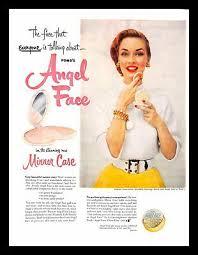 1952 pond s angel face makeup