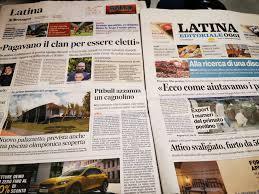 I quotidiani locali in un click – 8 gennaio 2020