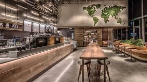 Starbucks Design Starbucks Launches A New Store Sustainability Framework