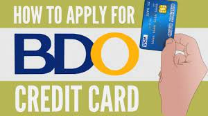 It was opened in 2004. How To Apply For Bdo Credit Card A 7 Step Guide To Getting Approved