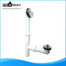 pop up bathtub drain bathtubs plastic bathtub waste kit combined pop up bathtub overflow drain pop
