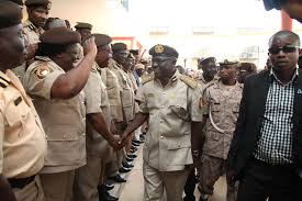 dambazau reverses special promotion for 30 nis officers punch the new comptroller general ia immigration service mr david