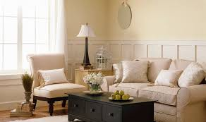 Off White Creme Neutral Living Room Color