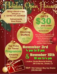 christmas open house flyer holiday mary kay open house google search mary kay pinterest