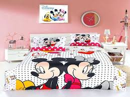minnie mouse bedding set twin mickey mouse twin bed new mickey and mouse double bedding set