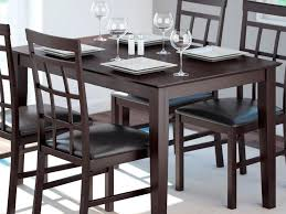 Unique dining room tables Wooden Dining Tables The Home Depot Canada Kitchen And Dining Room Furniture The Home Depot Canada
