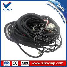 popular hitachi harness buy cheap hitachi harness lots from ex200 2 hitachi excavator external outer wire harness cables 4296868 mainland