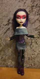 galaxy dress and leggings for monster high dolls