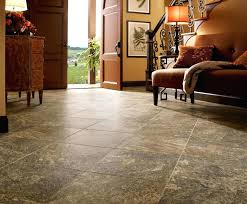 luxury vinyl tile or quartz stone ceramic that looks like cutter