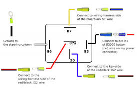 5 pin relay wiring diagram ford facbooik com 5 Pin Relay Wiring Diagram 12v 5 pin relay wiring diagram 5 pin relay wiring diagram in pdf