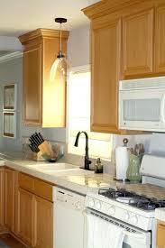 over kitchen sink lighting ideas light over kitchen sink pendant lights surprising kitchen sink light fixtures over sink lighting home depot glass pendant