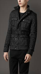 Burberry Quilted Nylon Jacket With Suede Elbows 37596691 - iLUXdb ... & burberry-quilted-nylon-jacket-with-suede-elbows-37596691_001 - Adamdwight.com