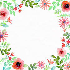 Free Floral Backgrounds Watercolor Floral Background Watercolor Flower Natural Background