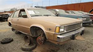 Junked 1985 Chevrolet Citation Photo Gallery - Autoblog