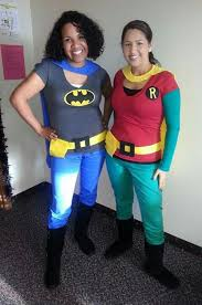 Homemade Batman And Robin Costumes. Super Cool Character Costumes. With So  Many Cool Costumes