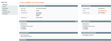 How To Create A Credit Memo In Magento Stuntcoders