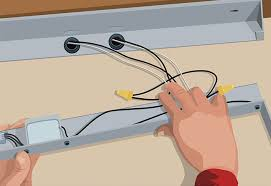 wiring under cabinet lighting. Wire The Lights - Under-Cabinet Lighting Wiring Under Cabinet E