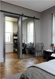 image mirror sliding closet doors inspired. Desire To Inspire - Sliding Mirror Barn Door Image Closet Doors Inspired O