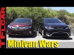 2018 chrysler minivan. fine chrysler 2018 honda odyssey vs chrysler pacifica minivan matchup review the  wars are back for chrysler minivan