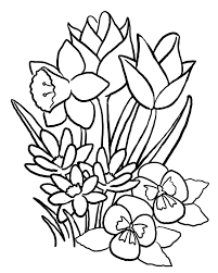 Parents, teachers, churches and recognized nonprofit organizations may print or copy multiple sheets for use in home or. Free Printable Flower Coloring Pages For Kids Best Coloring Pages For Kids