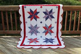 Patriotic Quilt Patterns Amazing 48 Perfectly Patriotic Quilt Patterns