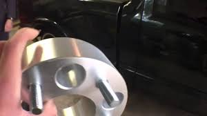 Chevy S10 Wheel Adapters and Racing Seats - YouTube