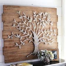 wall art wood metal wall art round tree and decor brilliant artistic marvelous ideas reclaimed 700x700