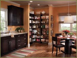 Wood Pantry Cabinet For Kitchen Home Design Ideas