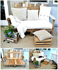 pallet furniture for sale. Wood Pallet Couch Wooden Sofa Tutorial Sitting Furniture Plans For Sale