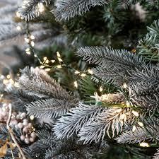 Best Warm White Led Christmas Tree Lights 1200 Warm White Led Micro Cluster Christmas Tree Lights 15m