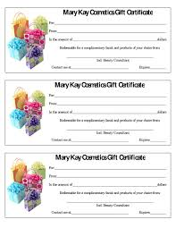 mary kay certificate 636 448 4191 seckhoff1 marykay inside mary