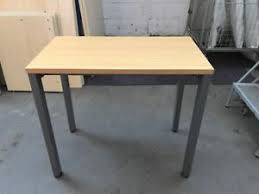 small office table. Image Is Loading Small-Office-Table-Sturdy-Steel-Frame-Printer-Side- Small Office Table E