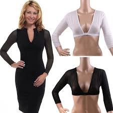 New Plus Size Seamless Arm Shaper Sleevey Wonders Women Wrap Short Cropped Mesh Seamless Arm Shaper