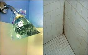 remove shower tiles how to remove mold from shower grout clogged shower head and how to clean the shower fixing shower tiles loose