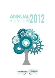 Csl Organisation Chart Csl Annual Report 2012 By Centre For Sustainability