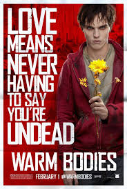 5 New Posters of the romantic zombie comedy movie Warm Bodies ...