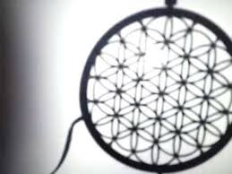 Dream Catcher Weaving Techniques Mesmerizing Flower Of Life Dreamcatcher YouTube