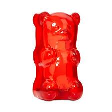 Light Gummy Bears Gummygoods Gummy Bear Nightlight Red