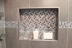 fanciful building a shower niche how to design and build by ramcom kitchen bath double from