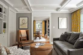 Suburban DC - Cahill Residence - Contemporary - Living Room - DC Metro - by  CM Glover